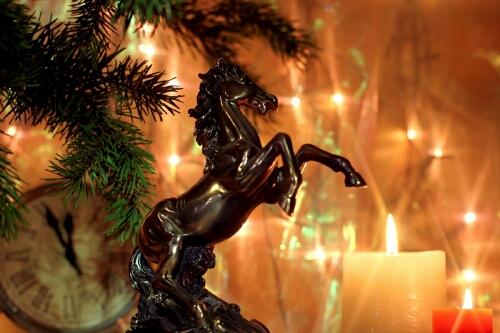 Лошадь - символ года
