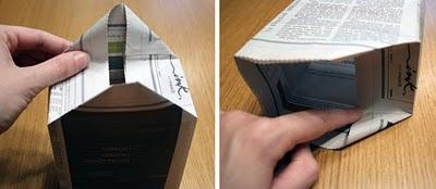Как сделать маникюр из газеты фото 408