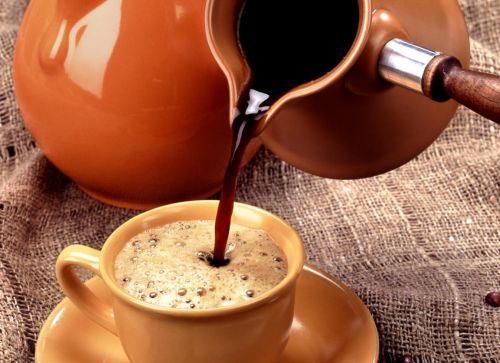 Как наливать кофе с пенкой