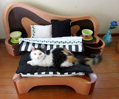 Спальное место для кота