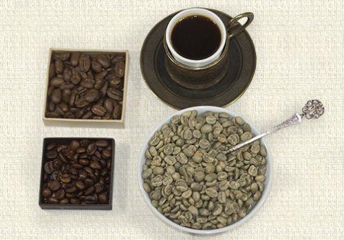Рецепт приготовления зеленого кофе