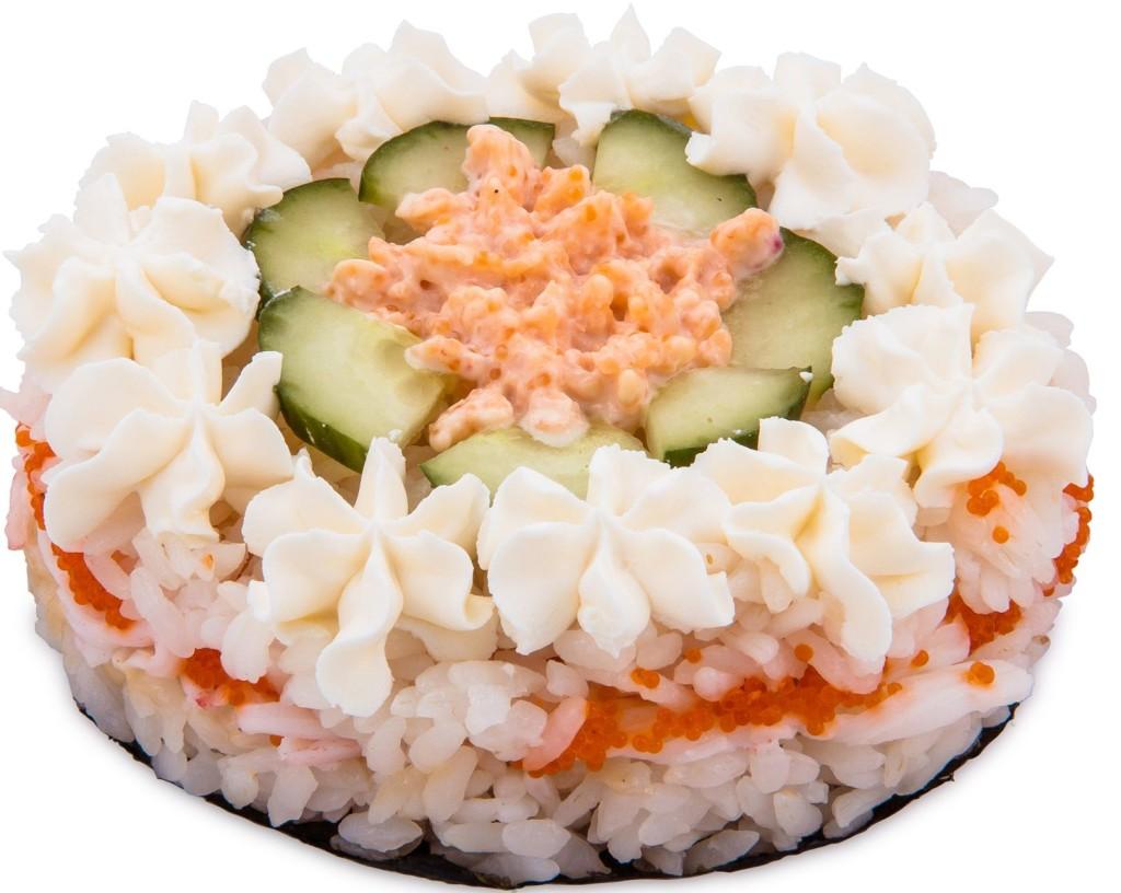 Салат ленивые суши рецепты с