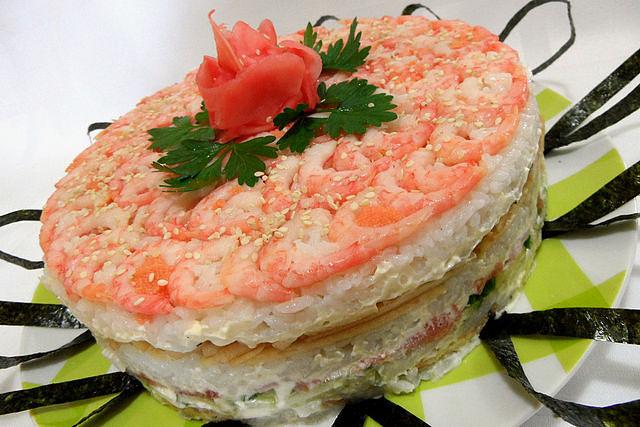 рецепт приготовления риса для суши фото