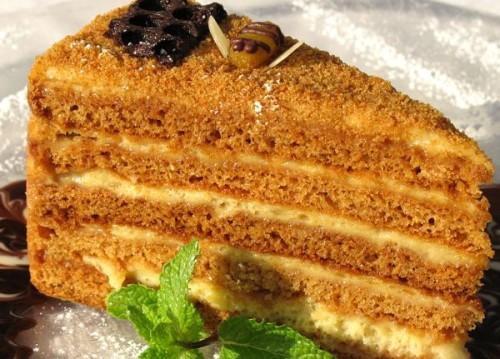Заморозить торт