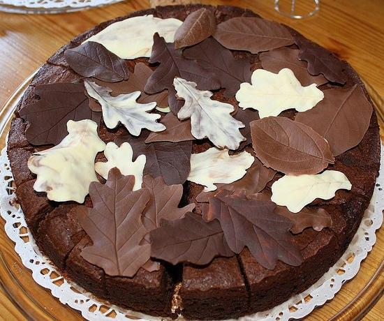 Шоколадные фигурки для тортов своими руками