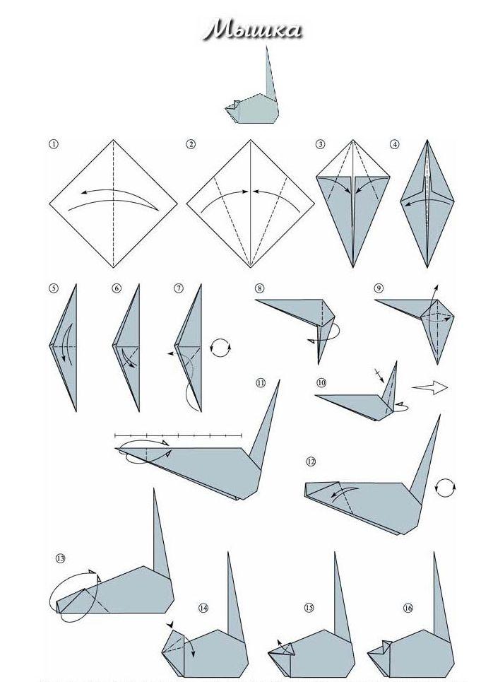 Что нужно для занятий оригами