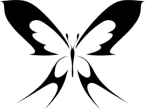 Трафорет бабочки