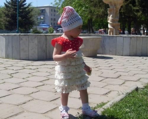 Эксклюзивные наряды для дочки
