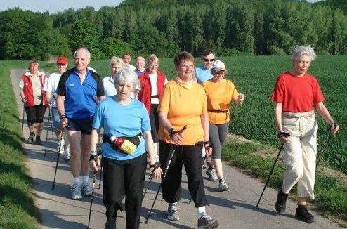 Спортивнная ходьба