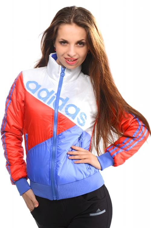 С чем носить трикотажную спортивную куртку