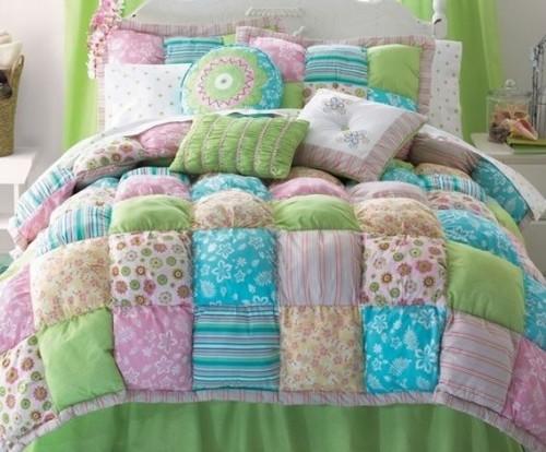 Объемное одеяло