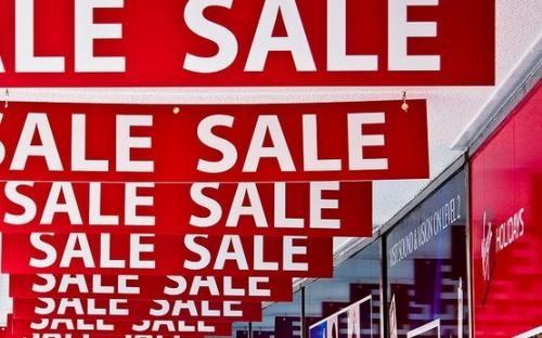 Делайте сезонные покупки на распродажах