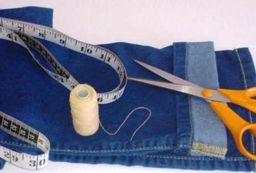Заработть на подшиве брюк
