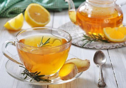 как приготовить имбирный чай для похудения рецепт