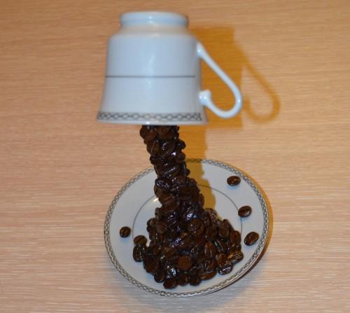 Поделки из кофе своими руками для начинающих фото
