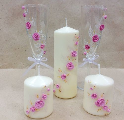 Идеи для украшения подарка для свадьбы