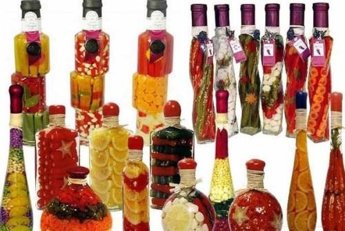 декоративные маринады