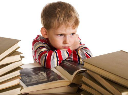 как заставить ребенка учиться в школе