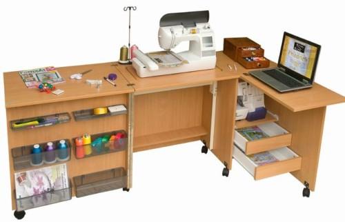 как организовать рабочее место рукодельницы