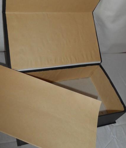 шкатулка из коробки мастер класс