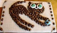 картины из кофе своими руками