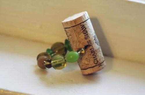 поделки из пробок от вина