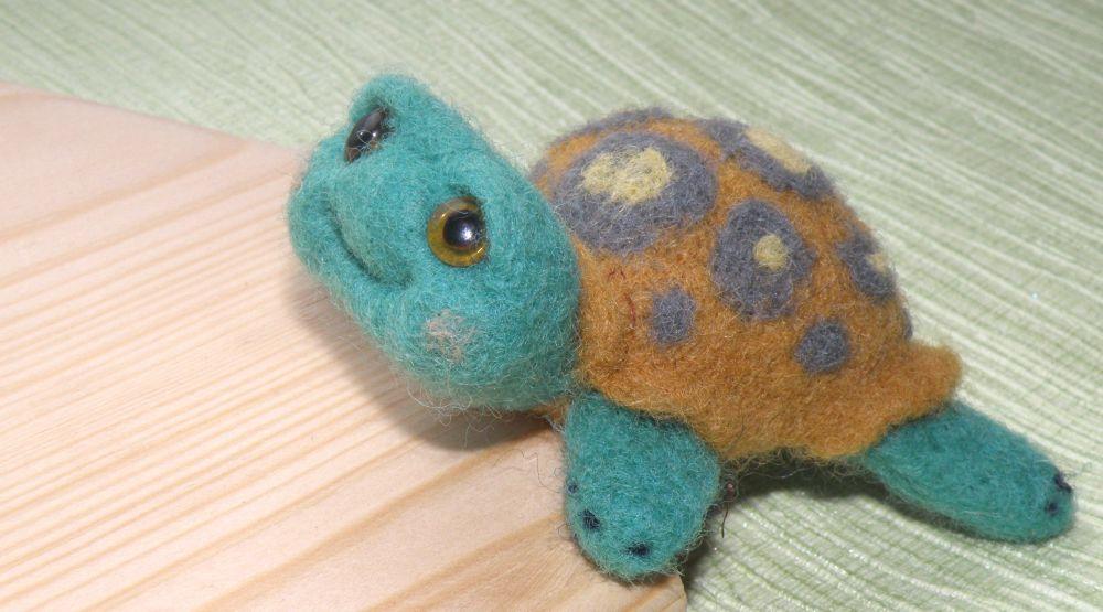 Видео валяние игрушек из шерсти мастер класс
