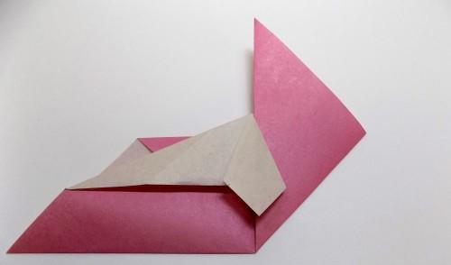 сердце оригами своими руками