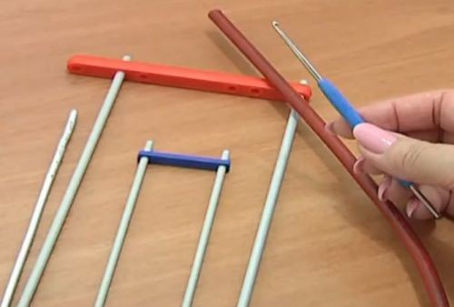 вилка для вязания
