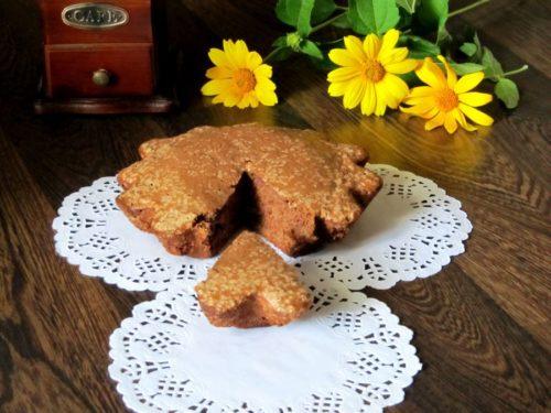 Шоколадный бисквит проще простого