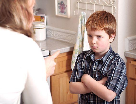 Ребёнок врёт форум