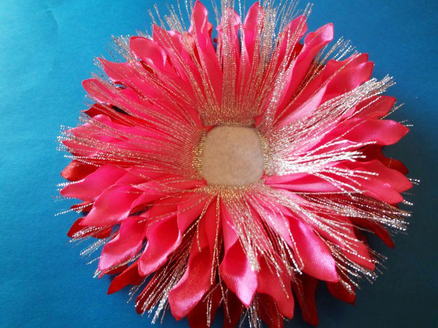 Хризантемы канзаши фото