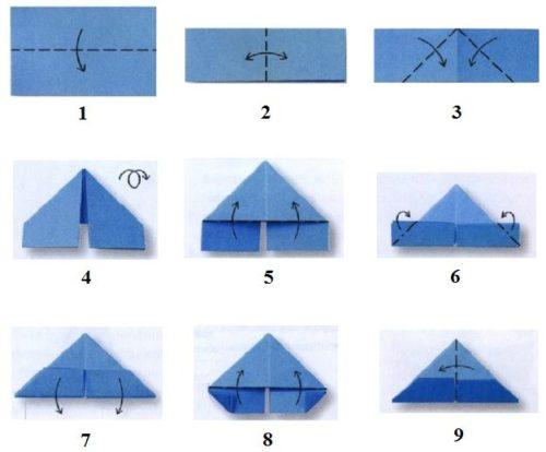 Схема сборки модуля