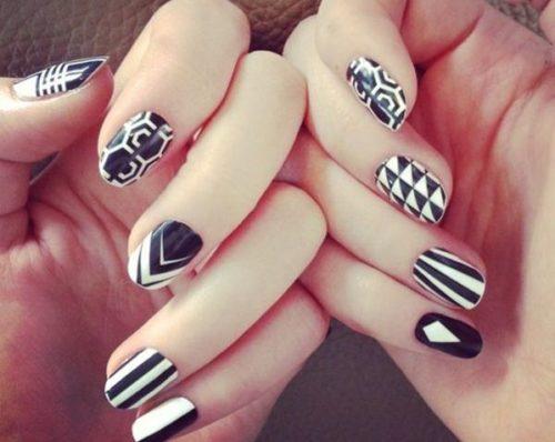 black-and-white-nail-design-20