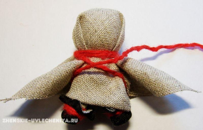 Кукла оберег своими руками на счастье мастер класс 40