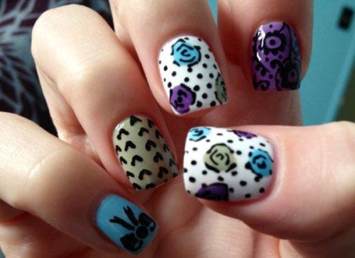 short-nails-design-11