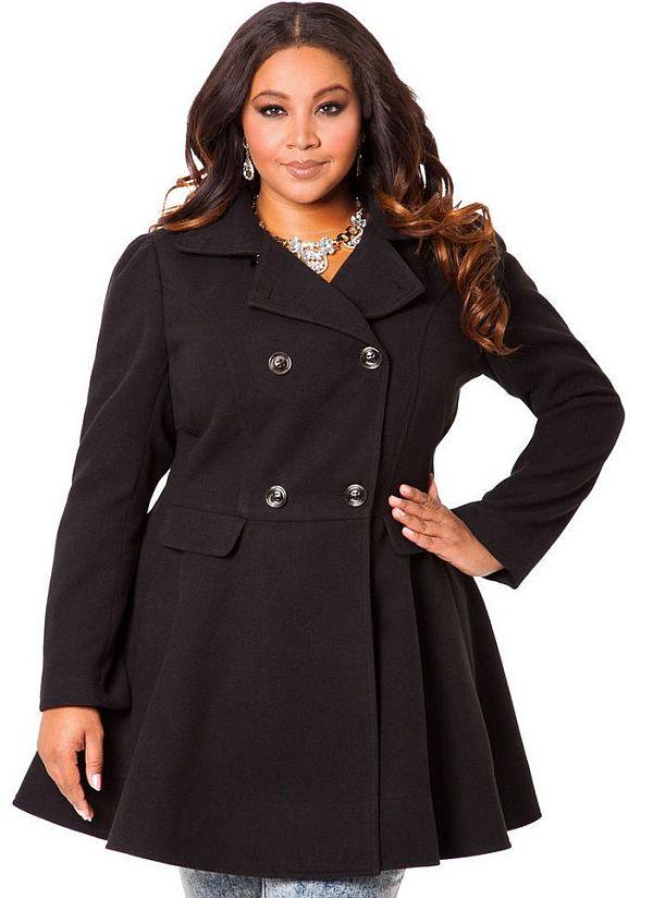 Короткие пальто фасоны