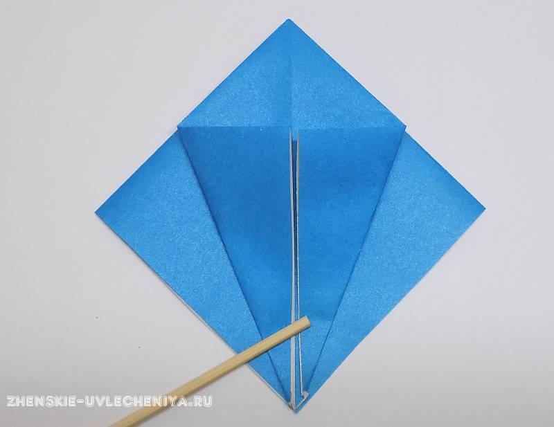 Урок техника оригами