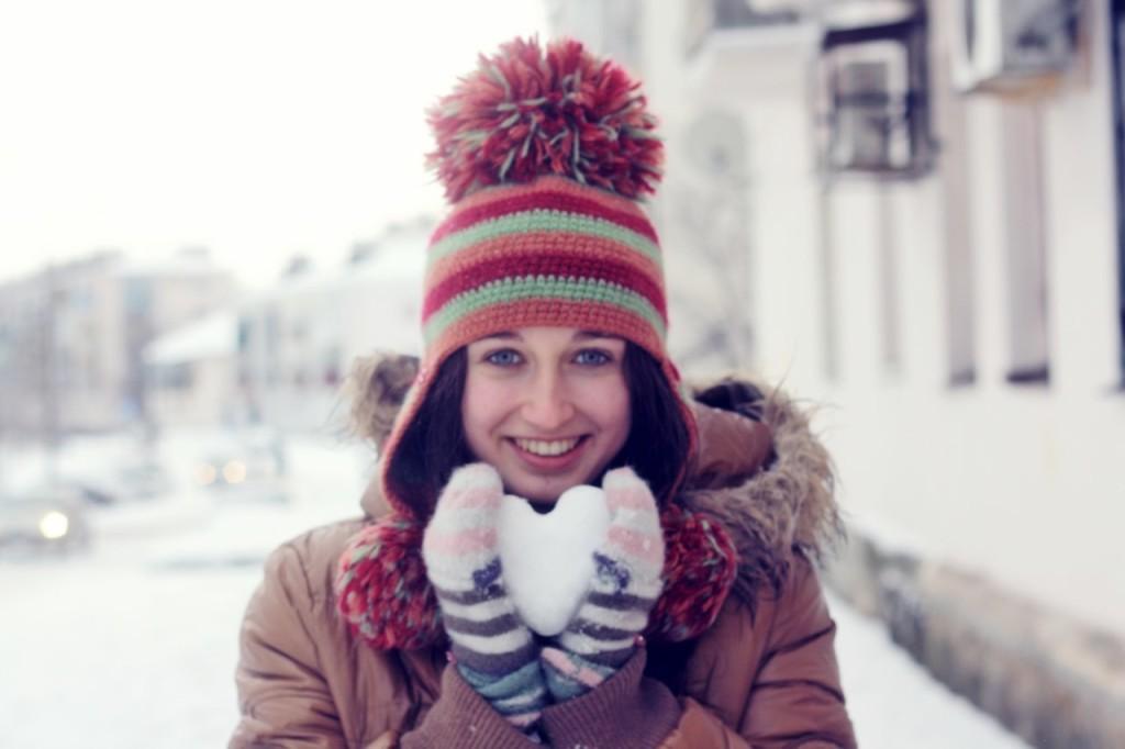 Как ухаживать за кожей зимой