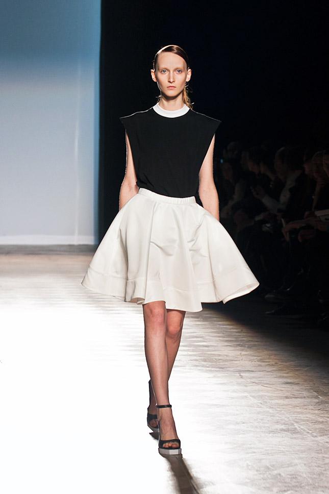 Платье своими руками с расклешенной юбкой