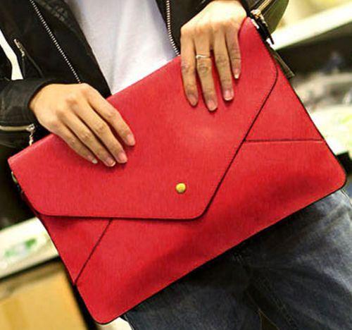 Купить женский кожаный клатч в интернет-магазине