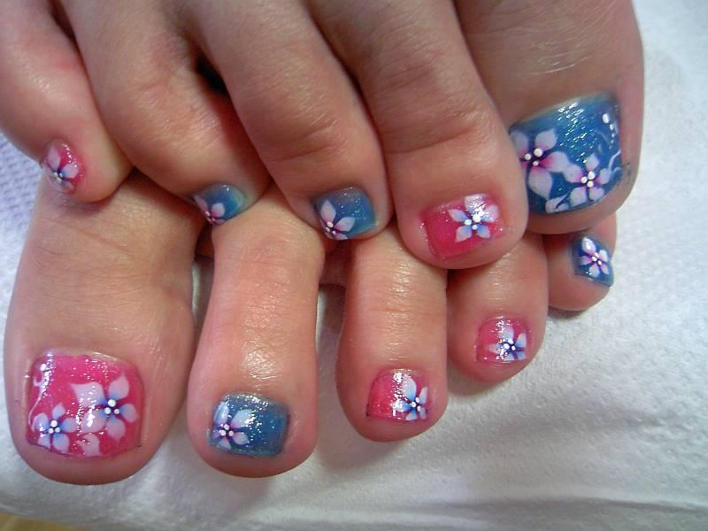ножки женские фото пальчики