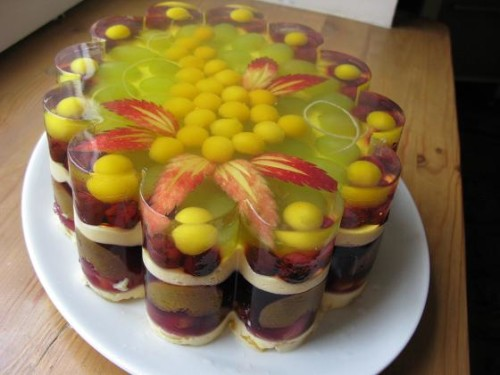 Торты, День рождения, рецепты с фото на m