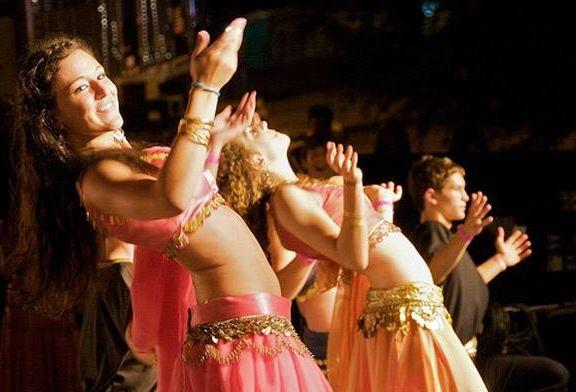 Как научиться танцевать дома восточные танцы? 88