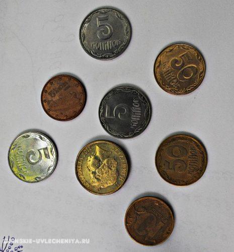 Как сделать денежное дерево из монет как картину