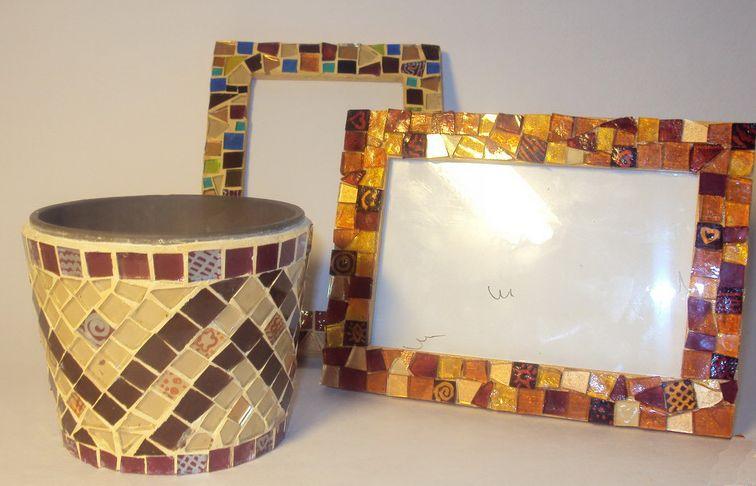 Стол из мозаики своими руками - фото и инструкция Своими 78