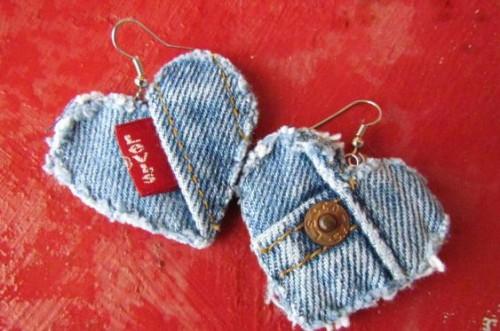 Старые джинсы: ТОП 45 уникальных изделий для дома