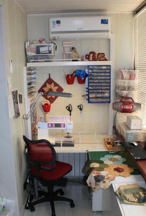 Уголок рукодельницы вышивки