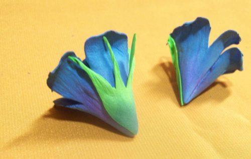 ободок с цветами из фоамирана мастер-класс