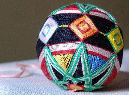 iaponskie-shary-temari-2 Японские шары темари своими руками